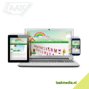 Laak Media - Website: demickeyenminnieclub.nl